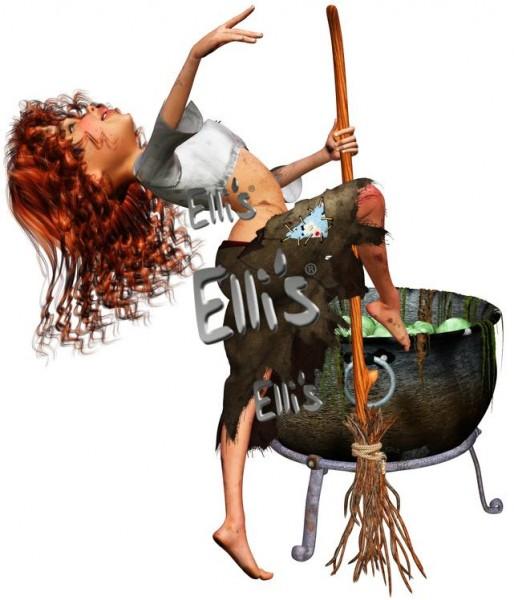 Hexenkessel Ellis Aroma lecker mystischer Geschmack für Lebensmittel und für Dampfer zum herstellen von E.Liquids