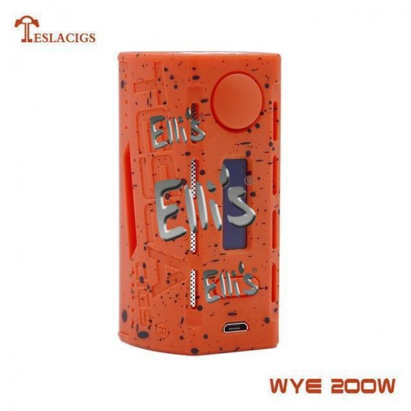 TESLA WYE 200W Mod - orange