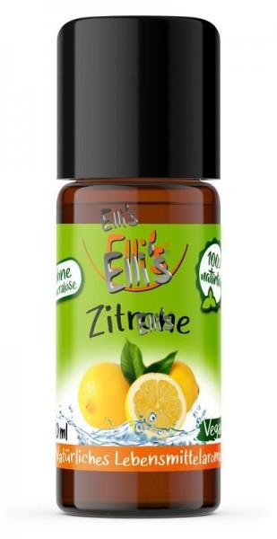 Zitrone - Natürliches Lebensmittelaroma (flüssig)