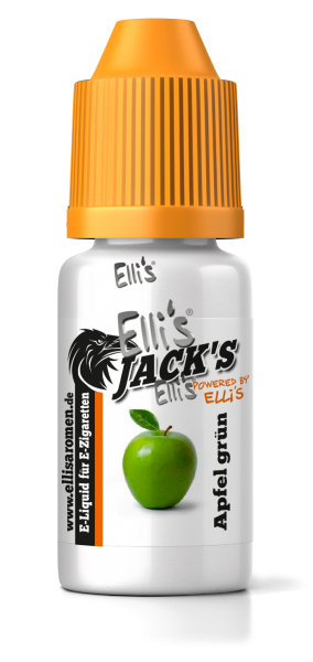 Apfel Grün - Jack's Liquid powered by Ellis Aromen