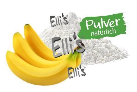 Banane - Ellis Pulveraromen