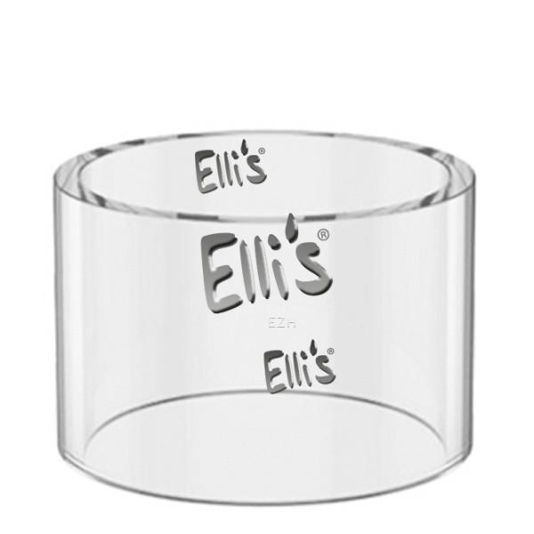 OBS Cube Ersatzglas 4 ml transparent
