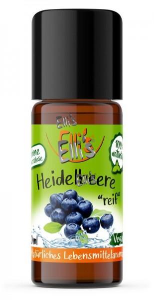 Heidelbeer - Natürliches Lebensmittelaroma (flüssig)