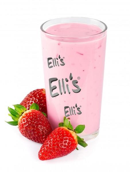 Milchshake Erdbeere Lebensmittel Aroma