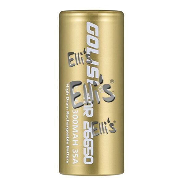 Golisi S43 26650 35A 4300mAh Akku Batterie Ezigarette