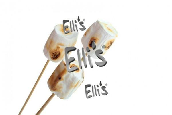 Marshmallow am Spieß Ellis Lebensmittelaroma mit leichtem Röstaroma für Eliquid und Lebensmittel