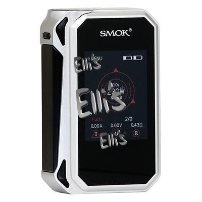 SMOK G-Priv 2 Akkuträger - 230 Watt Box Mod - Touch Screen - silber