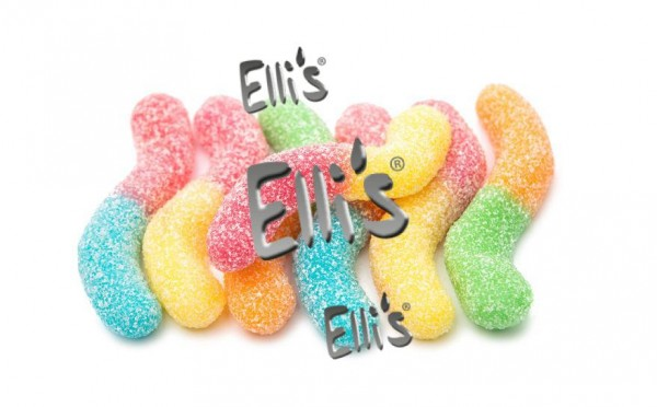 Saure Würmer Lebensmittelaroma Ellis Aromen