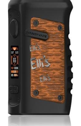 Vandy Vape Jackaroo Mod - orange