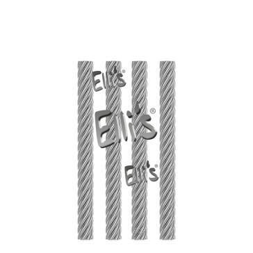 Brunhilde RTA Steel Wire - Dochte