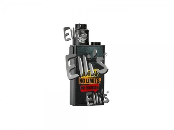 Blocks E-zigaretten Set - schwarz