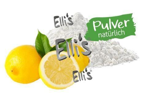 Zitrone - Ellis Pulveraromen