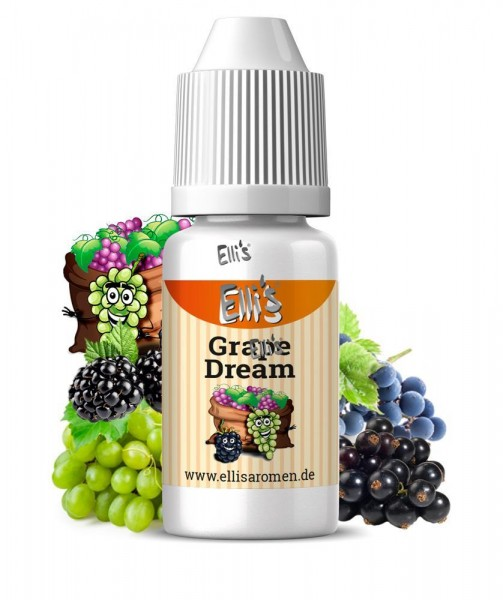 Grape Dream Lebensmittelaroma Ellis Aromen