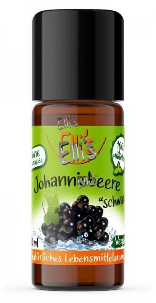 Natürliches Lebensmittel Aroma flüssig - Johannisbeere schwarz