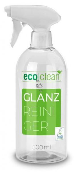 ECO | Clean Glanzreiniger 500ml Pumpzerstäuber