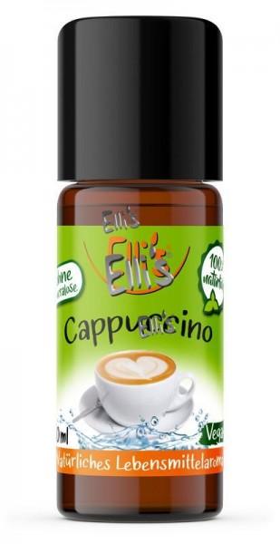 Natürliches Lebensmittel Aroma flüssig - Cappuccino