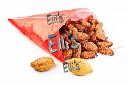 Gebrannte Mandel Ellis Aroma in der Küche besonders zur Weihnachtszeit, ebenso für Damper und E.Liquids