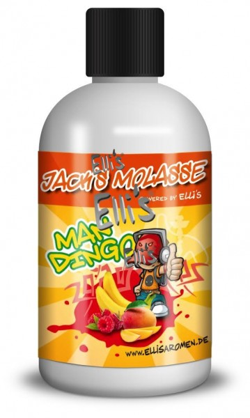 Mandingo - Jack's Molassen - 100ml