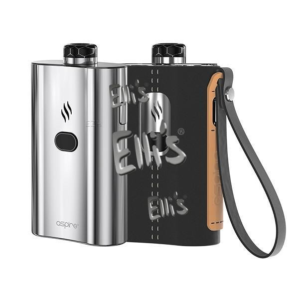 Aspire Cloudflask Kit schwarz