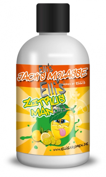 Zitrusman - Jack's Molassen - 100ml