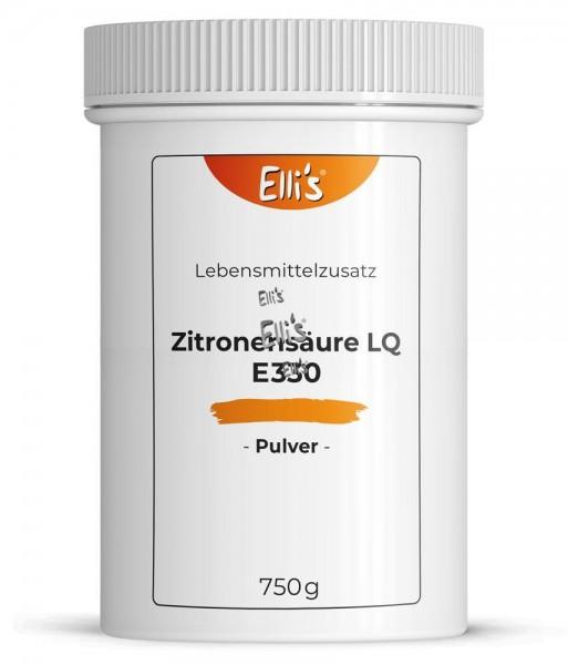 Zitronensäure E330 Lebensmittel