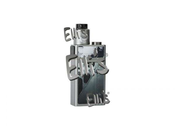 Blocks E-zigaretten Set - silber