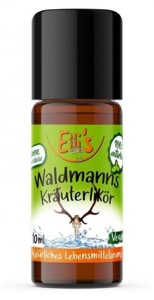 Waldmanns Kräuterlikör  - Natürliches Lebensmittelaroma - Ellis Aromen
