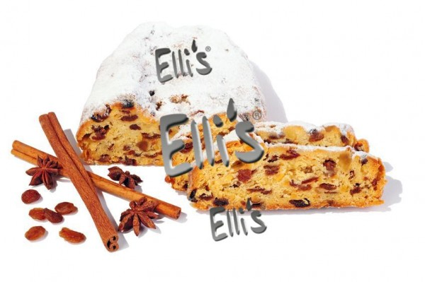 Chrisstollen Ellis Lebensmittelaroma zum Backen und andere Gerichte, sowie für Dampfer und mischen eines E.Liquids