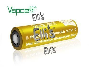 20700 Vapecell 3100mAh 3,7 V