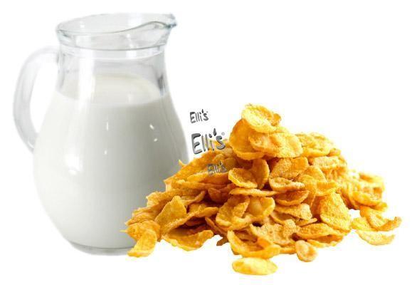 Cornflakes mit Milch Ellis Aroma für Lebensmittel