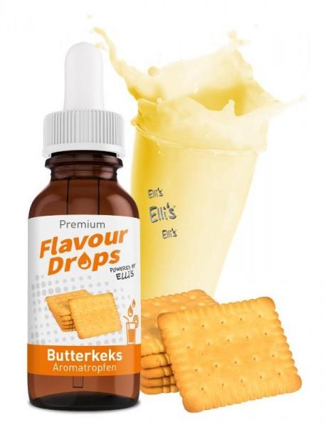 Butterkeks Flavourdrop Aroma