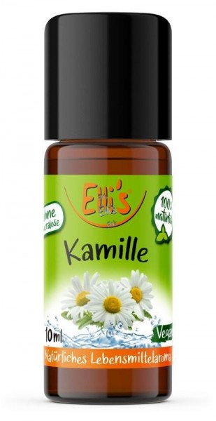 Kamille - Natürliches Lebensmittelaroma (flüssig)