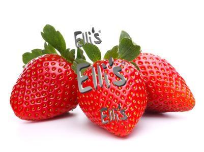Erdbeere Lebensmittel Aroma auch für E-Zigaretten und zum Dampfen geeignet.