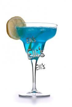 Curacao blue aroma