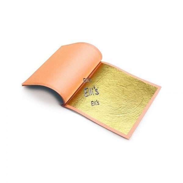 GOLDMARIE® BLATTGOLD LOSE 50*50 mm 10 Blatt
