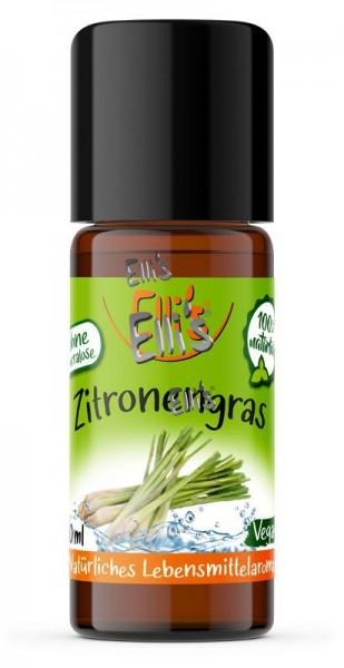 Zitronengras - Natürliches Lebensmittelaroma (flüssig)