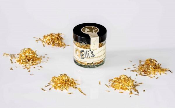 GoldMarie Essbares Gold 23 Karat - Nest, 0,3 g