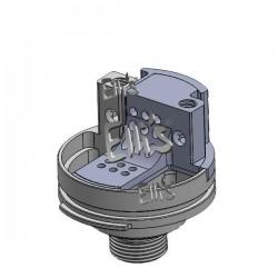 Steam Crave Aromamizer Plus V1/V2/Ragnar RDTA Single Coil Deck V2