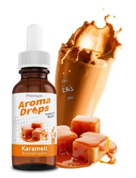 Ellis Aromen Getränke Drops Karamell