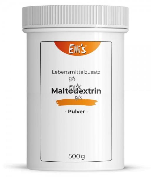 Maltodextrin 500 gramm dose