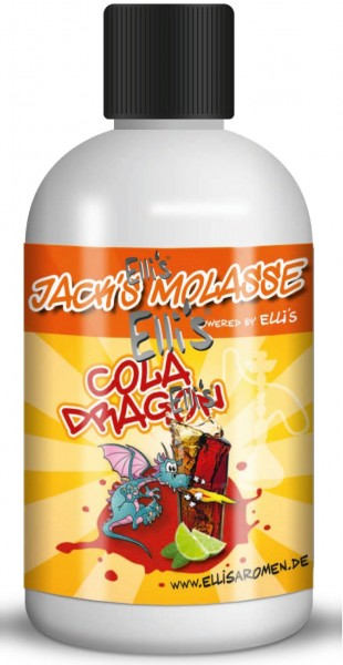 Cola Dragon - Jack's Molassen - 100ml