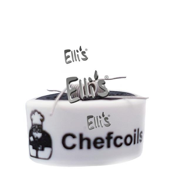 Chefcoils Handmade Walküre Ni80 Coil