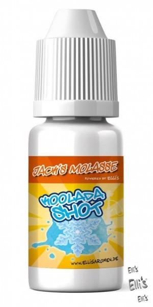 Koolada - Jack's Molasse SHOT 10ml