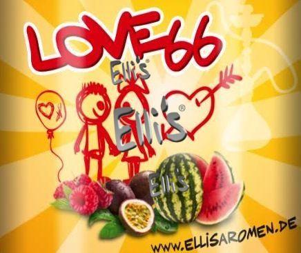 Love 66 69 Aroma Shisha