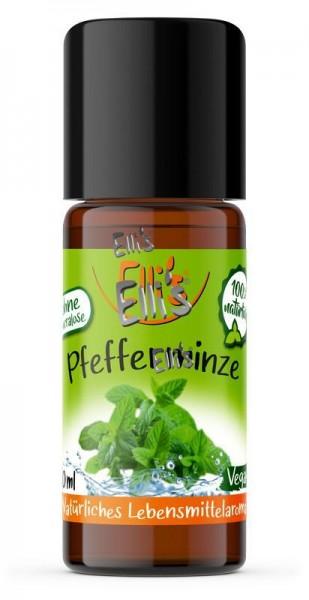 Pfefferminz - Natürliches Lebensmittelaroma (flüssig)