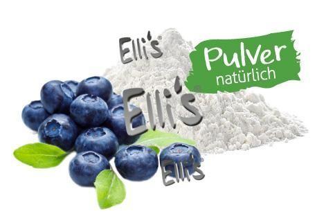 Heidelbeer - Ellis Pulveraromen