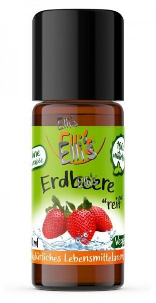 Erdbeere (Reif) - Natürliches Lebensmittelaroma (flüssig)