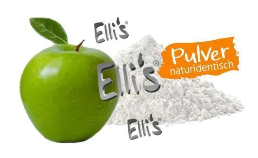 Apfel Pulver Lebensmittelaroma