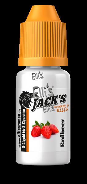 Erdbeer - Jack's Liquid powered by Ellis Aromen