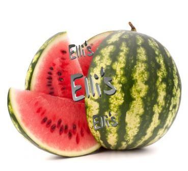 Lebensmittel Aroma einer frischen Wassermelone, zu backen und Kochen geeignet.